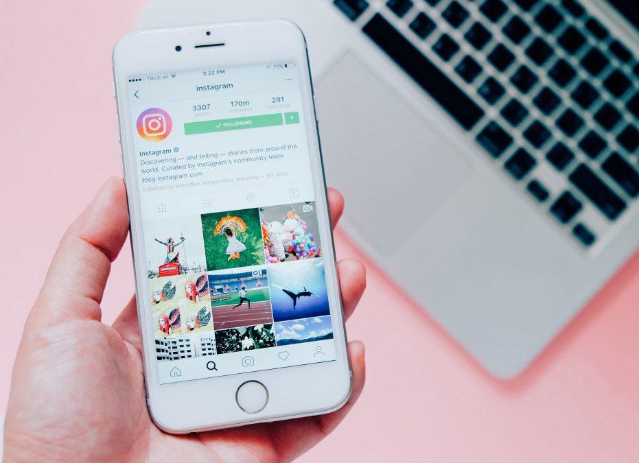 Feed de Instagram: Qué es y Tipos más habituales